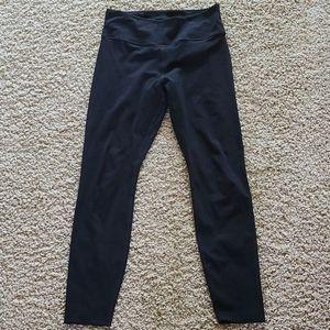 Nike one lux 7/8 legging tight black medium